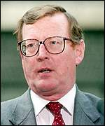 [ image: David Trimble: Held a series of meetings with UUP assembly members]