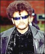 [ image: Gary Glitter: Cleared of assault charges]