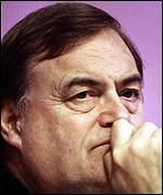 [ image: John Prescott intends setting targets for operators]