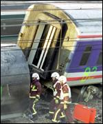 [ image: Paddington crash overshadows reforms]