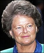 [ image: Dr Gro Harlem Brundtland has made leprosy a top priority]