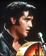 [ image: Elvis: The King doesn't rule the latest polls]