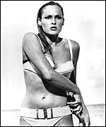 [ image: Ursula Andress was the quintessential Bond girl]