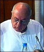 [ image: Farooq Abdullah: Needs more funds]