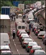 [ image: Tories will oppose congestion charges]