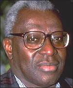 [ image: Diack: The third most important figure in world sport]