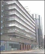 Former Strathclyde Regional Council building