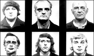 The Birmingham Six - freed after 16 years