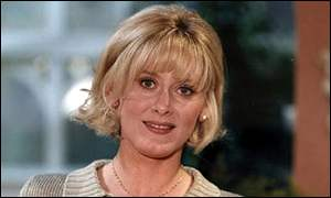 Acress Sarah Lancashire pictured in the BBC comedy Bloomin Marvellous