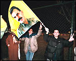 Ocalan figurehead