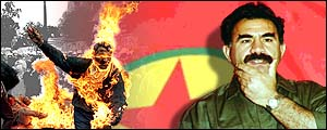 Ocalan graphic