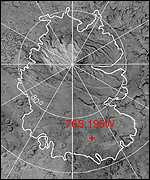 MPL was due to land near the Martian south pole