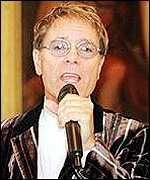 Pop veteran Sir Cliff Richard will be performing