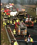 motorway crash