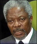 [ image: Annan: negotiations in good faith]