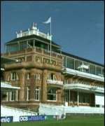 [ image: Lord's pavillion: the Queen is the only woman who can enter]
