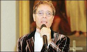 Veteran pop star Sir Cliff Richard