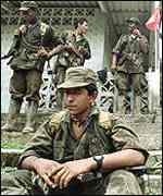 FARC rebels