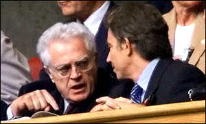 Lionel Jospin and Tony Blair