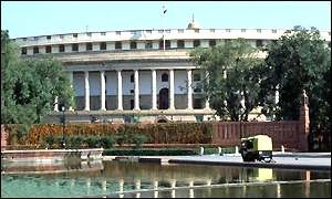 Heated debate in parliament over Ayodhya