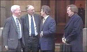 Wallace, Dewar and Blair