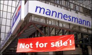 Many at Mannesmann oppose a sale