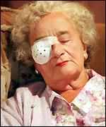 Liz Smith as Nana in the BBC's Royle Family