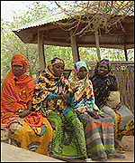 Somali rape victims