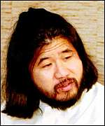 Shoko Asahara remains the cult's guiding figure
