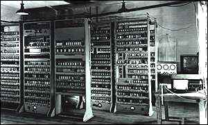 The first truly programmable computer, Edsac