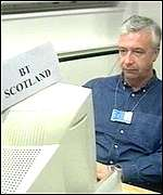 BT Scotland official