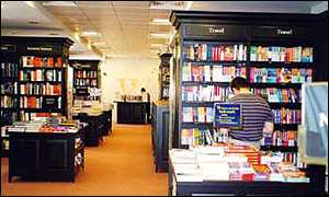 image: [ Waterstones: soon to be part of Europe's largest book and record retailer ]