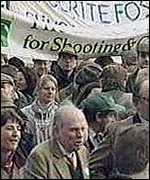 [ image: Hunting, shooting...greens and civil libertarians attended]
