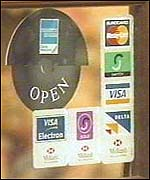 [ image: The smartcard will operate in a similar way to ordinary credit cards]