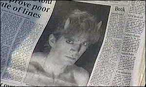 image: [ Mapplethorpe self portrait: academics are fighting to stop his book being destroyed ]