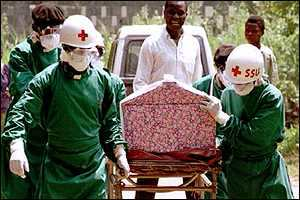 image: [ The last major outbreak of ebola in Zaire claimed 86 lives ]
