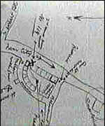 [ image: Michael Collins's plan for Bloody Sunday]