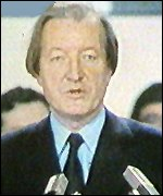 [ image: Haughey, cleared of arms smuggling]