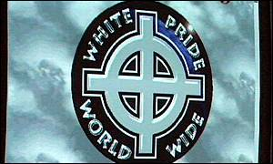 Stormfront: One of hundreds of extremist sites on the net