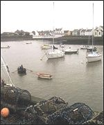 Whithorn harbour