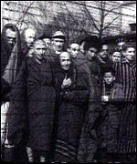 Auschwitz concentration camp victims: