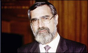 Rabbi Dr Jonathan Sacks: