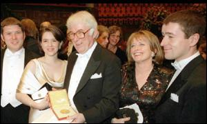 Heaney has also won the nobel prize for literature