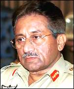 General Musharraf: