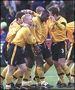 Cambridge United goal