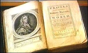 Gulliver's Travels: Rare copy stolen in 1999