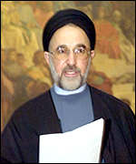 President Khatami has called for a dialogue with the American people