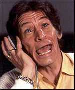 Comedy actor Jim Varney
