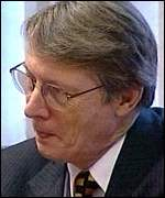 Former First Secretary Alun Michael