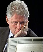 Bill Clinton online